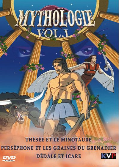 Mythologie - Vol. I - DVD