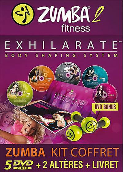 Zuùmba Fitness 2 : Exhilarate Body Shaping System - DVD