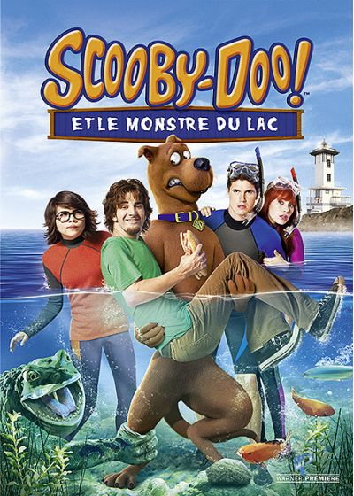 Scooby-Doo! et le monstre du lac - DVD