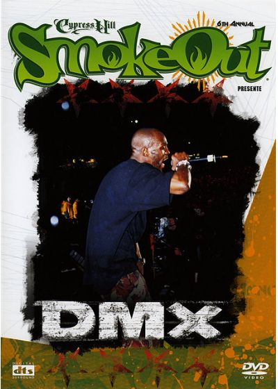 Cypress Hill Smoke Out présente DMX - DVD