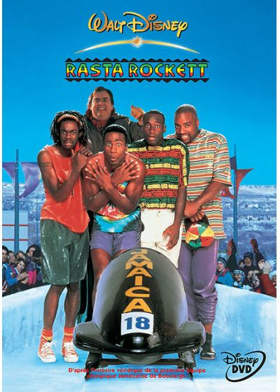 Rasta Rockett - DVD