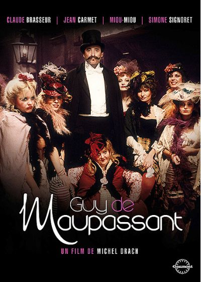 Guy de Maupassant - DVD
