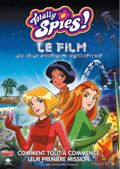 Totally Spies! Le Film - DVD