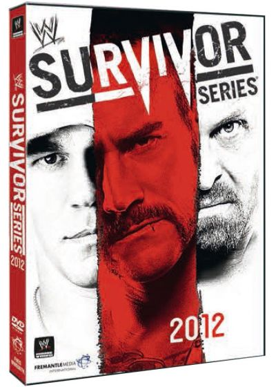 Survivor Series 2012 - DVD