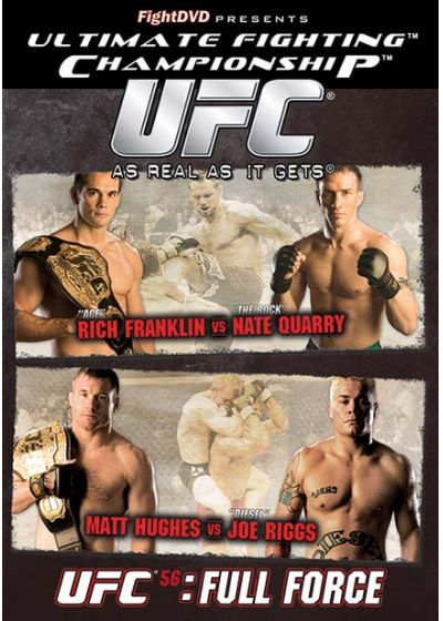 UFC 56 : Full Force - DVD