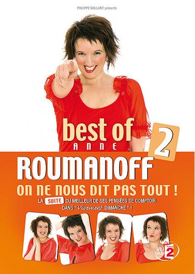 Roumanoff, Anne - Best of - On ne nous dit pas tout ! - 2 - DVD
