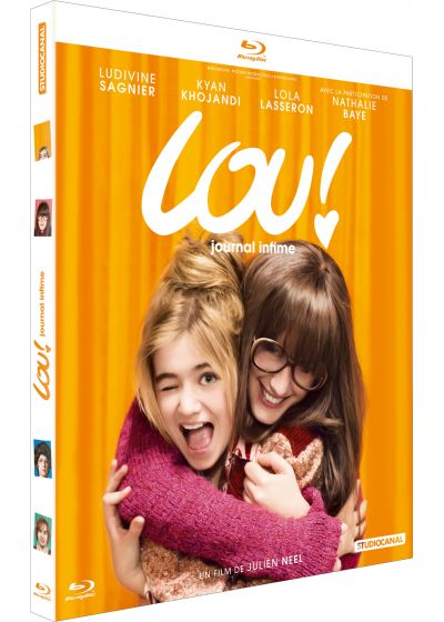 Lou ! Journal infime - Blu-ray