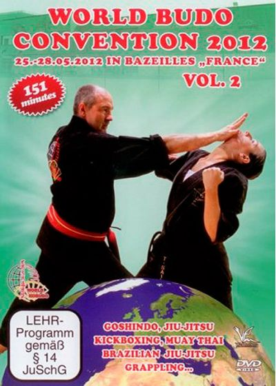 World Budo Convention 2012 - Vol. 2 - DVD