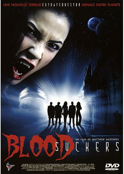 Blood Suckers - DVD