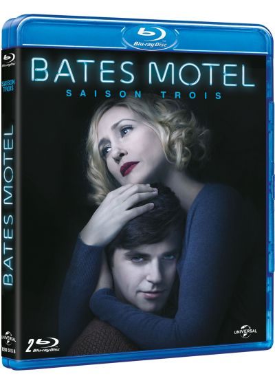 Bates Motel - Saison 3 (Blu-ray + Copie digitale) - Blu-ray