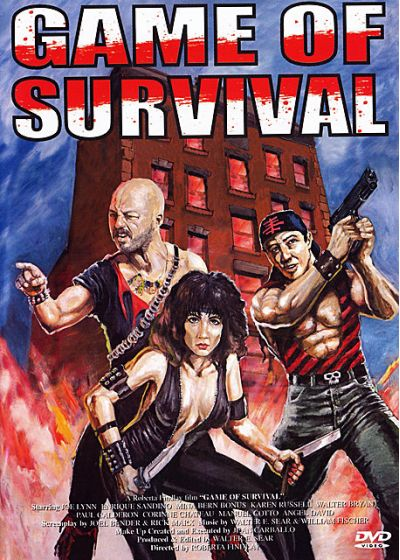 Game of Survival (Édition Collector Limitée) - DVD