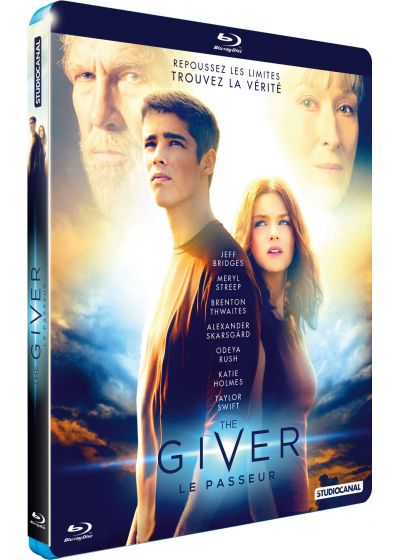 The Giver (Version Longue) - Blu-ray