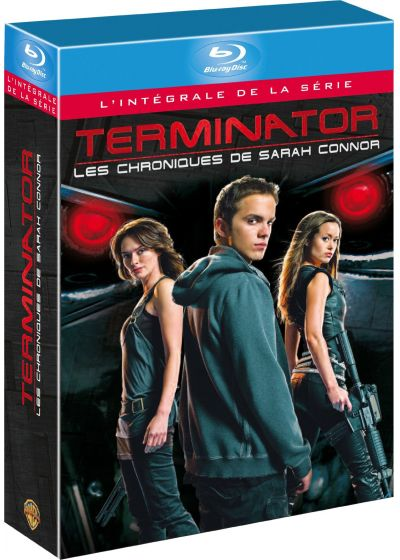 Terminator - The Sarah Connor Chronicles - L'intégrale de la série - Blu-ray