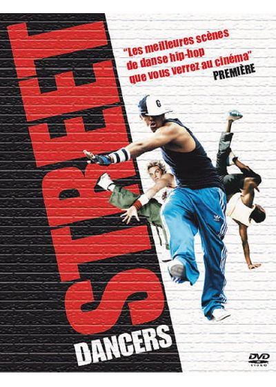 Street Dancers (Édition Single) - DVD