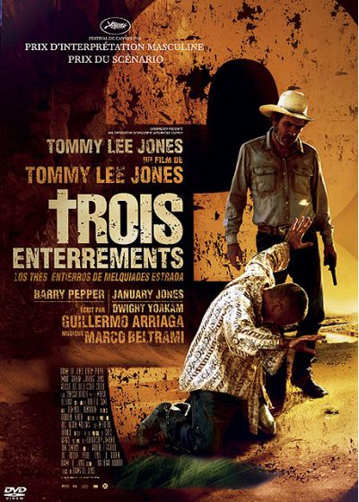 Trois enterrements (Édition Collector) - DVD