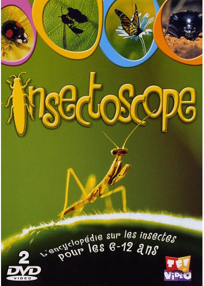Insectoscope - DVD