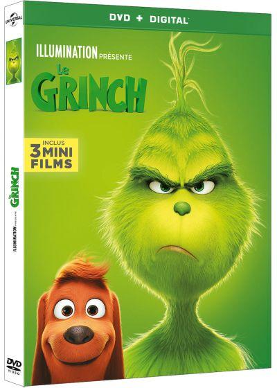DVDFr , Le Grinch (DVD + Digital) , DVD