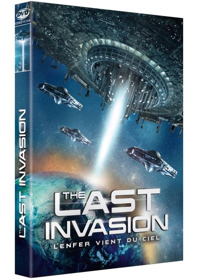 The Last Invasion - DVD