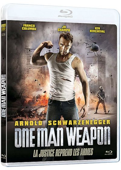 One Man Weapon - Blu-ray