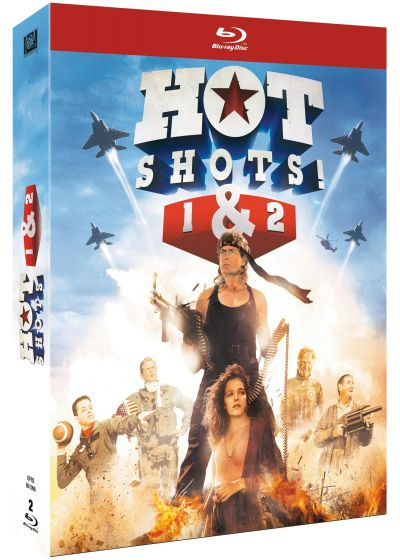 Hot Shots ! + Hot Shots ! 2 - Blu-ray