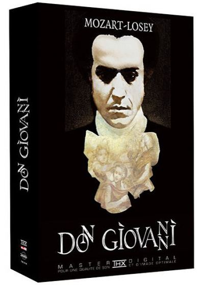Don Giovanni (Edition Deluxe) - DVD