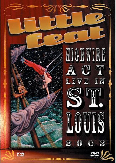 Little Feat - Highwire Act Live In St. Louis - DVD