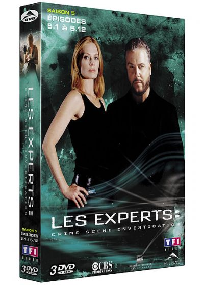 Les Experts - Saison 5 Vol. 1 - DVD