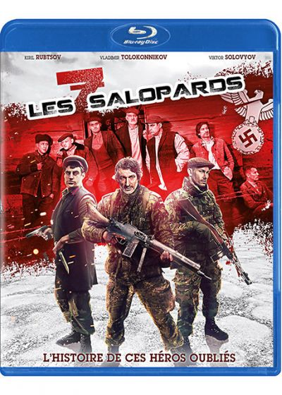 Les 7 salopards - Blu-ray