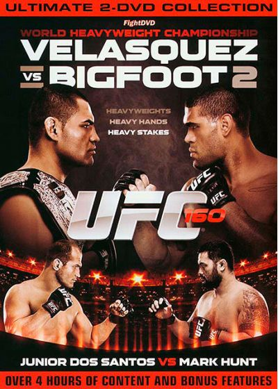 UFC 160 : Velasquez vs. Bigfoot - DVD