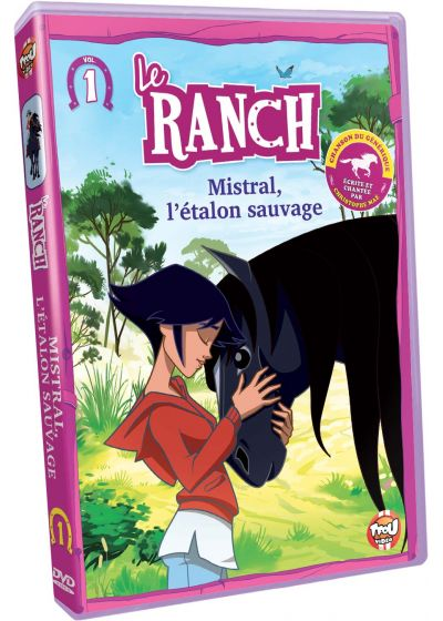 Le Ranch - 1 - Mistral - DVD