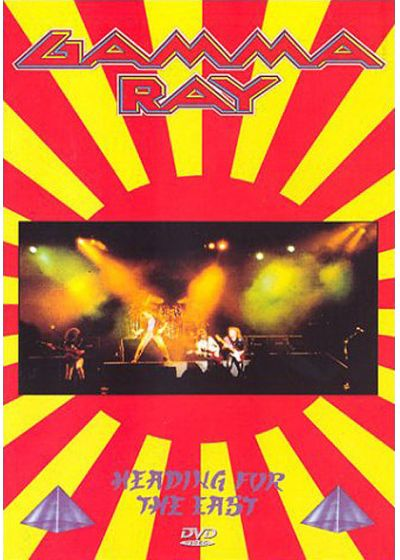 Gamma Ray - Heading for the East - DVD