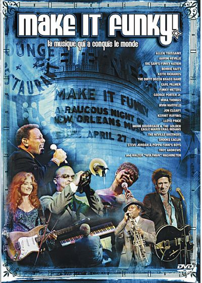Make It Funky! - DVD