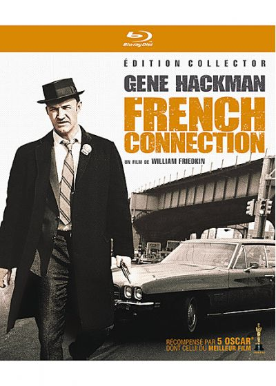 French Connection (Édition Digibook Collector + Livret) - Blu-ray