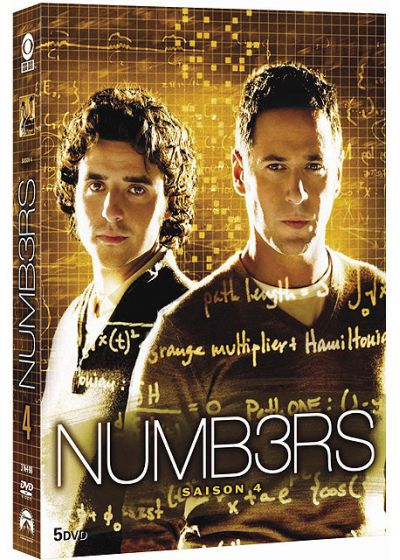 NUMB3RS - Saison 4 - DVD