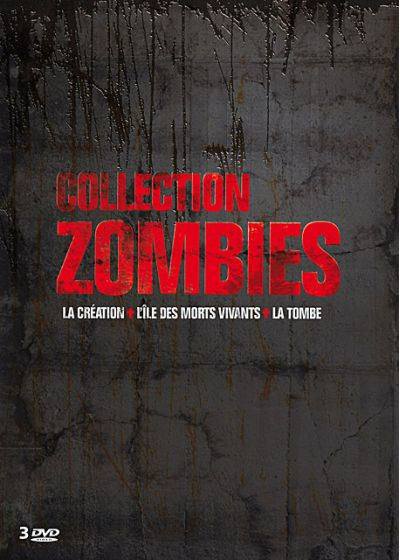 Collection Zombies - Coffret 3 films (Pack) - DVD