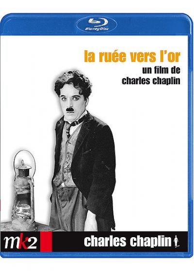 La Ruée vers l'or - Blu-ray