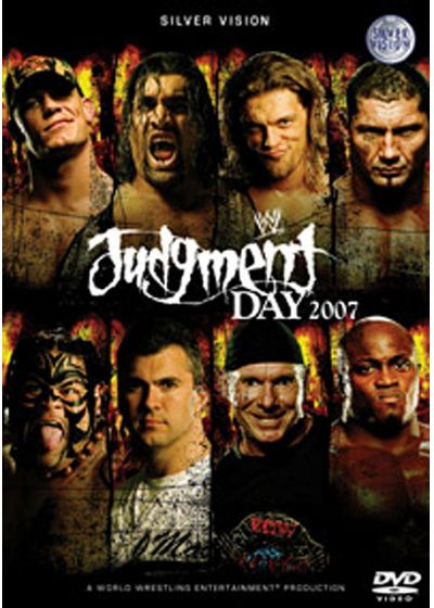 Judgment Day 2007 - DVD