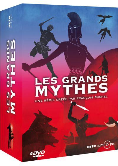 Les grands mythes / François Busnel, créateur de la série, voix | Busnel, François (1969-....) - , Auteur de l'idée originale, Narrateur
