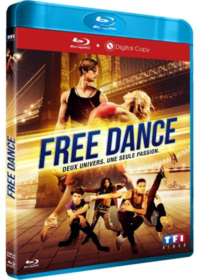 Free Dance (Blu-ray + Copie digitale) - Blu-ray