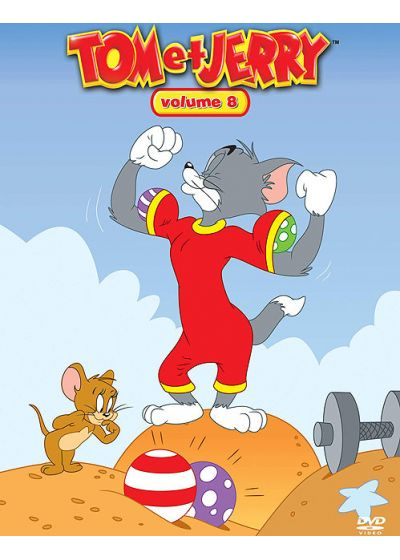 Tom et Jerry - volume 8 - DVD