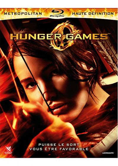 Hunger Games - Blu-ray