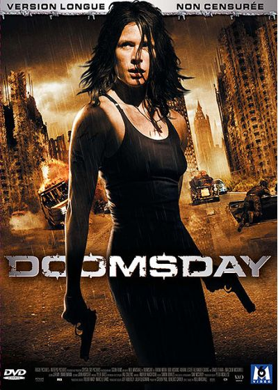 Doomsday (Version longue non censurée) - DVD