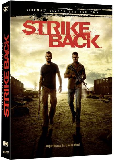 Strike Back : Project Dawn - Cinemax Saisons 1 & 2 - DVD