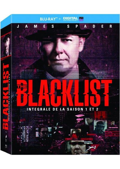 The Blacklist - Saisons 1 + 2 (Blu-ray + Copie digitale) - Blu-ray