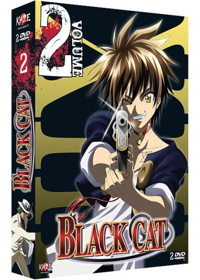 Black Cat - Box 2/3 - DVD