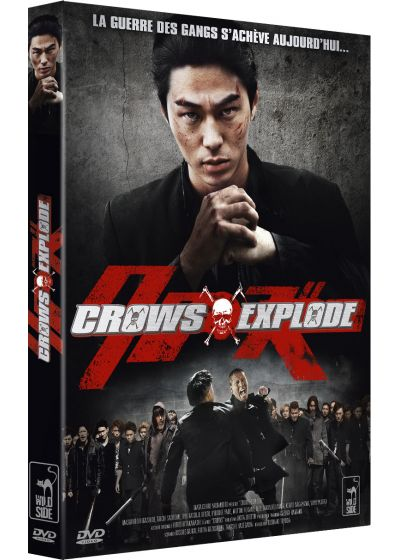 Crows Explode - DVD