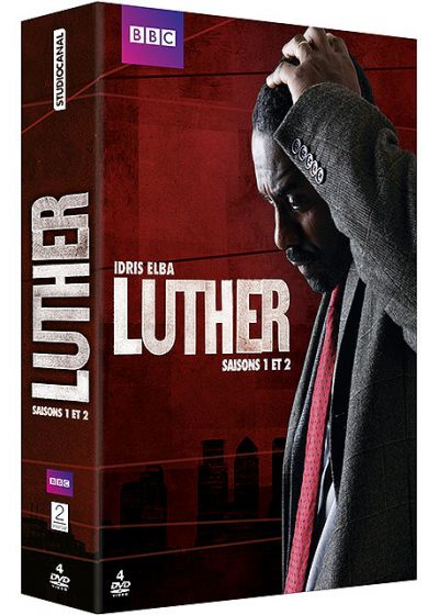 Luther - Saisons 1 et 2 - DVD