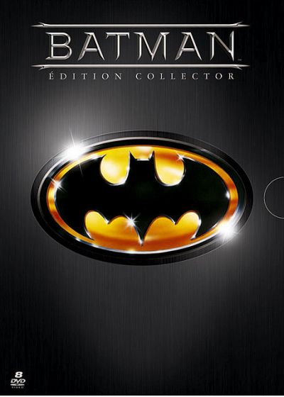 Batman : l'anthologie des films 1989-1997 - DVD