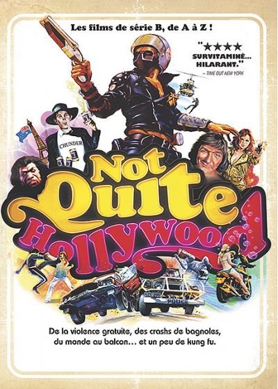 Not Quite Hollywood - DVD