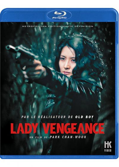 Lady Vengeance - Blu-ray